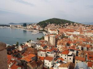 Croatie - Split