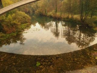 pont & réflexion