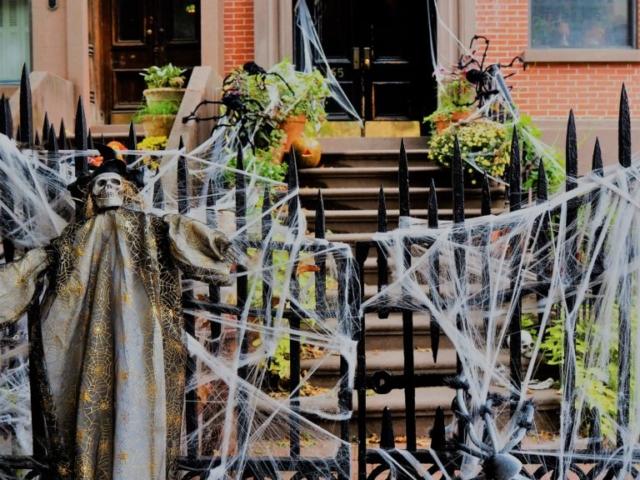 Halloween à New-York