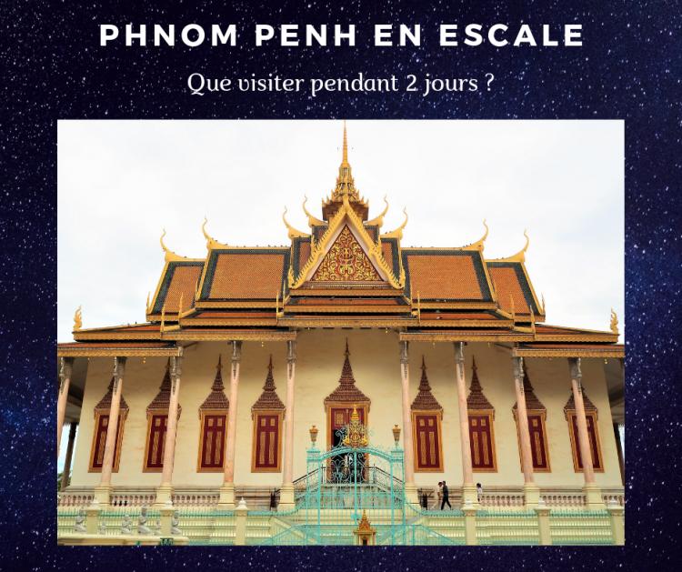 Bilan - Cambodge