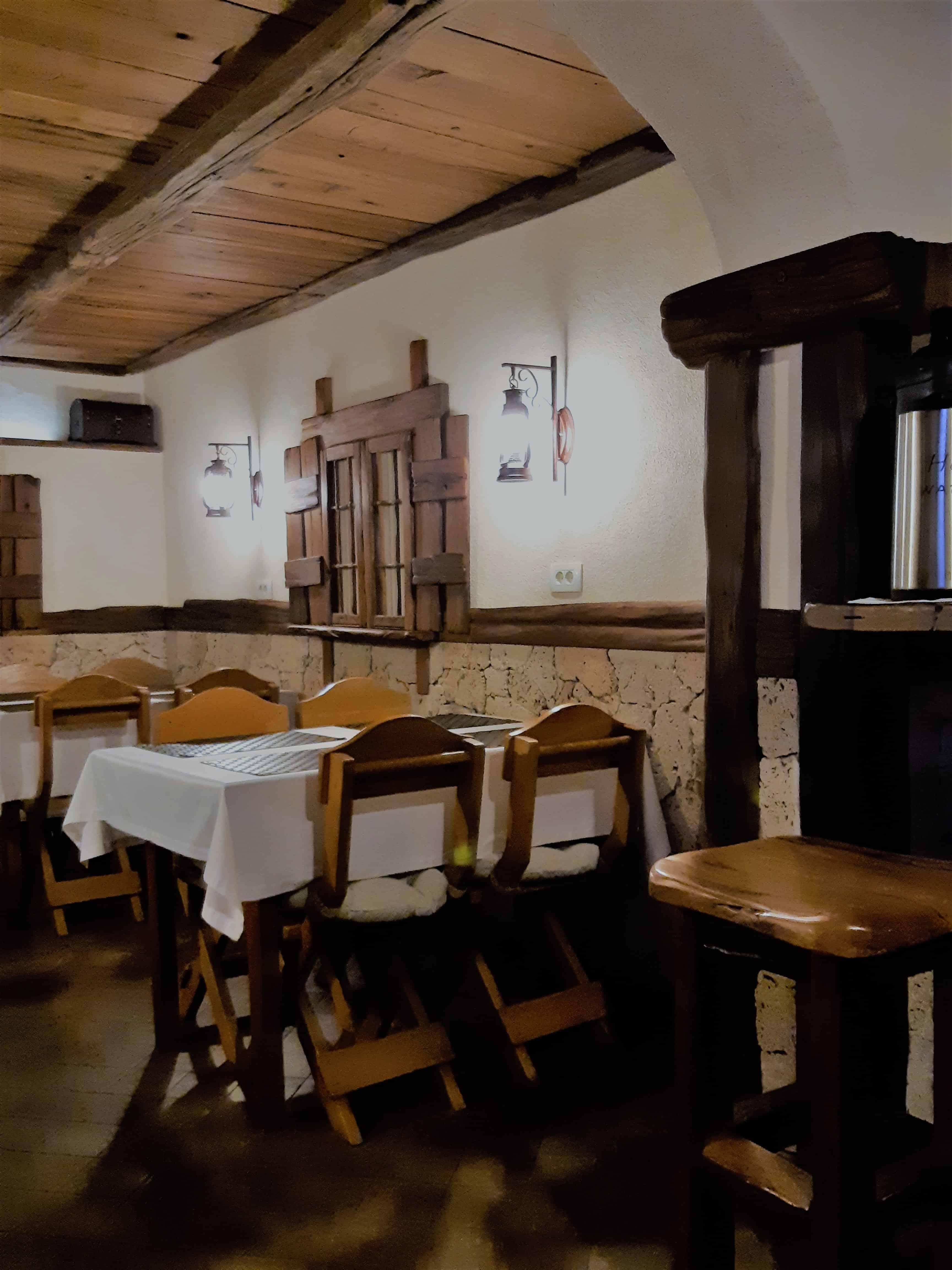Restaurant du gîte