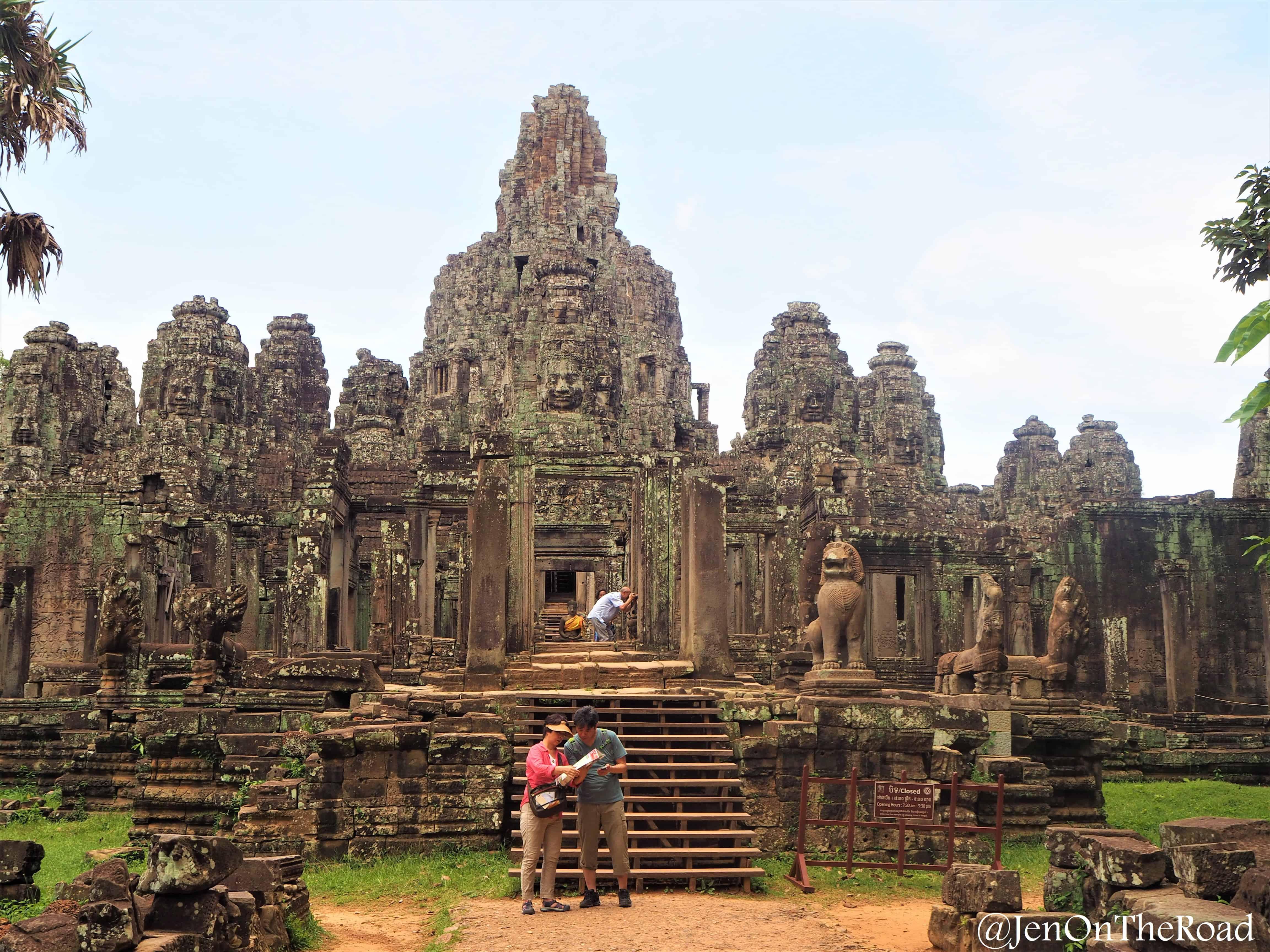 Temples d'Angkor - Bayon