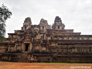 Temples d'Angkor - Ta Keo