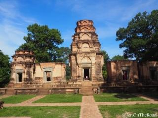Temples d'Angkor - Prasat Krava
