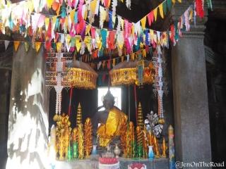 lieu de prière - bouddha