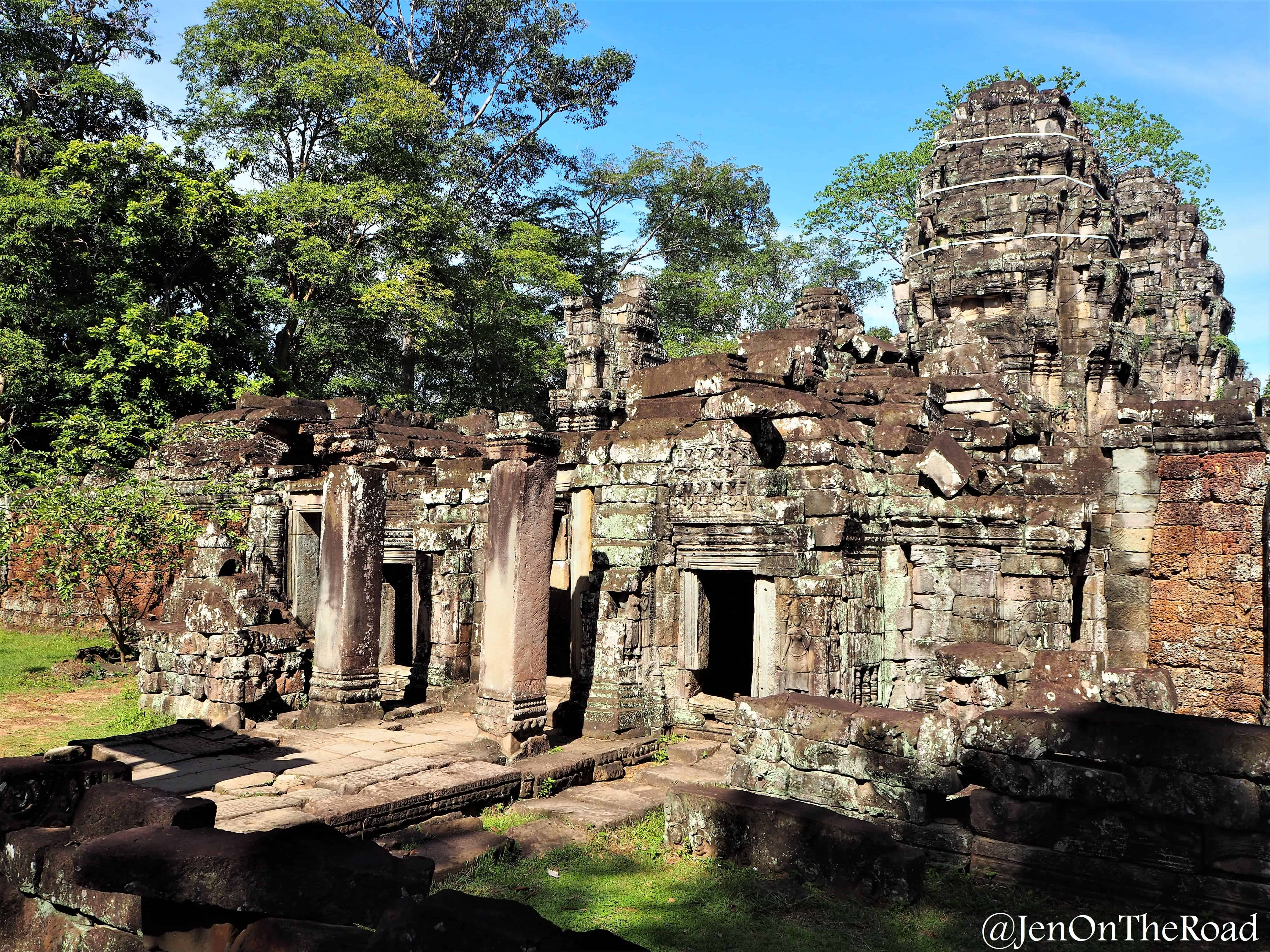 Temples d'Angkor - Bateay Kdei