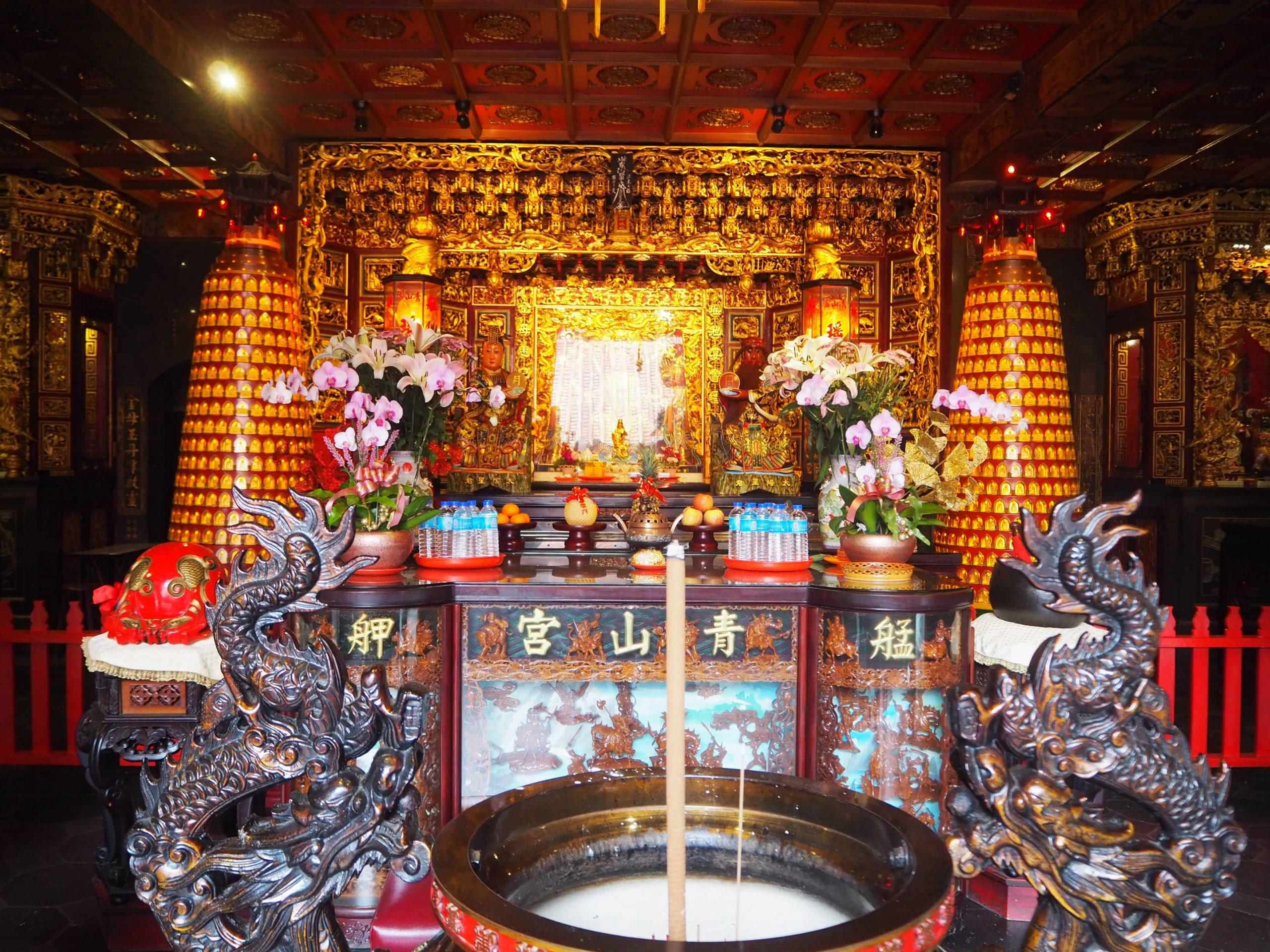 temple doré