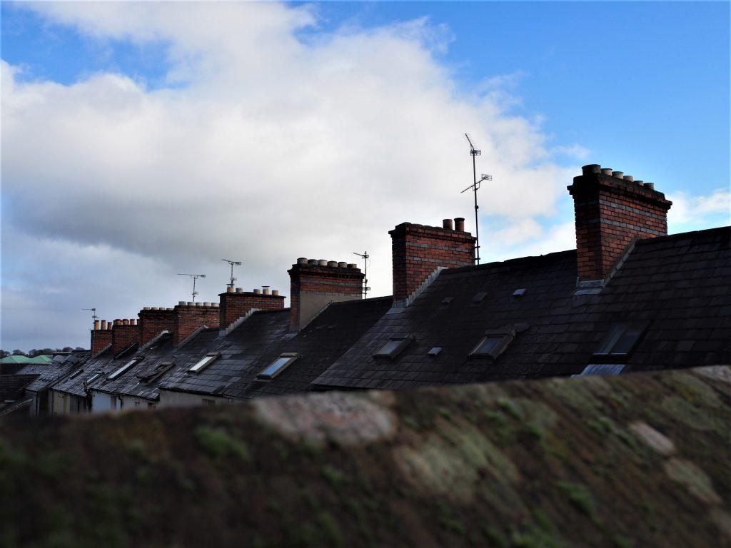 les toits de Derry