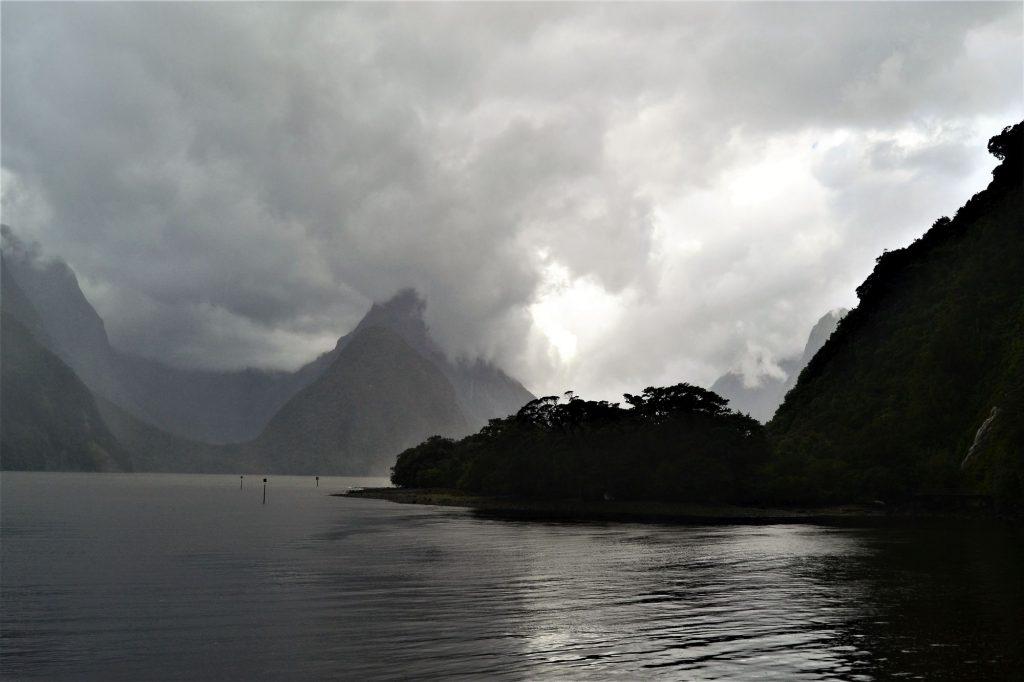 fjord de nouvelle-zélande
